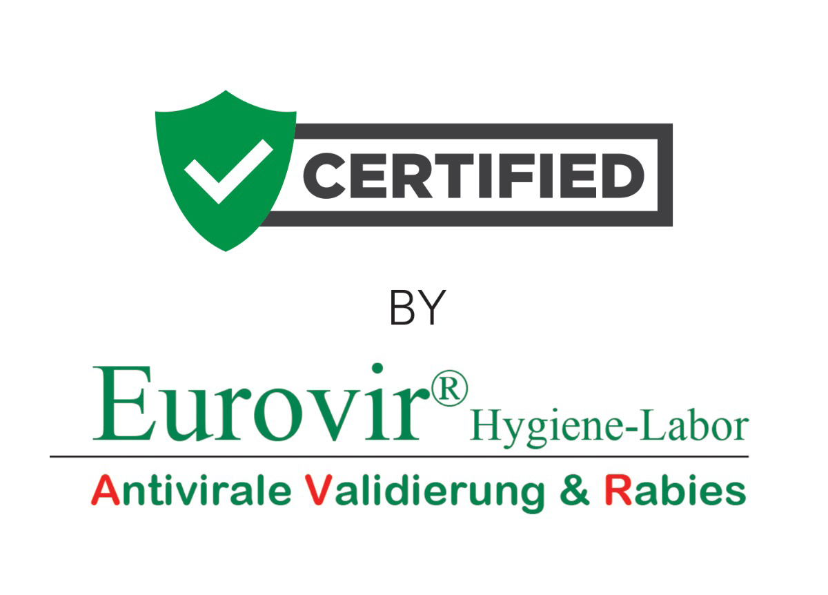 Eurovir certified