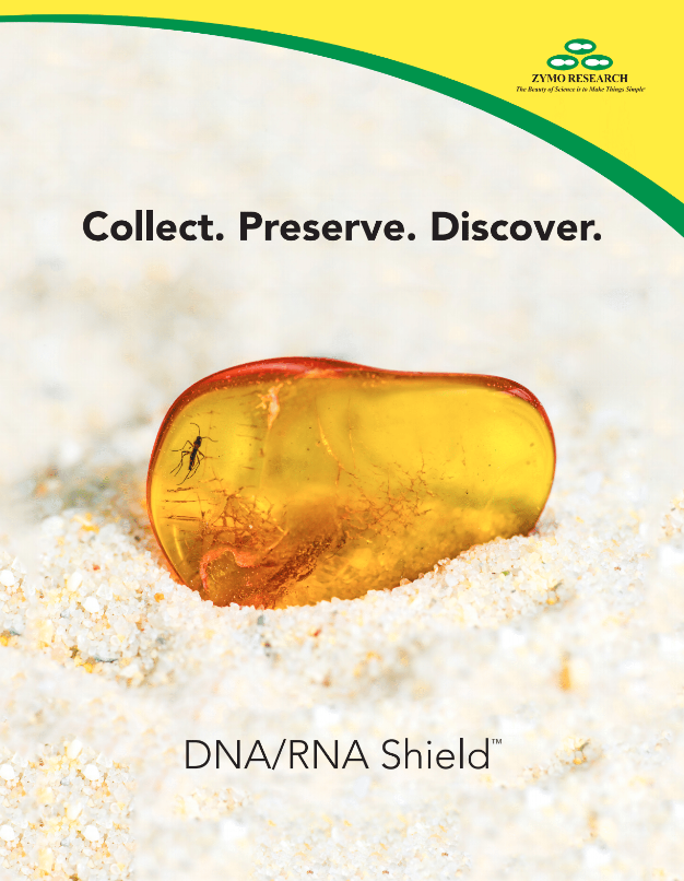 DNA/RNA Shield Brochure Cover