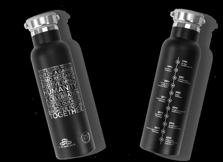 Zymo water bottle