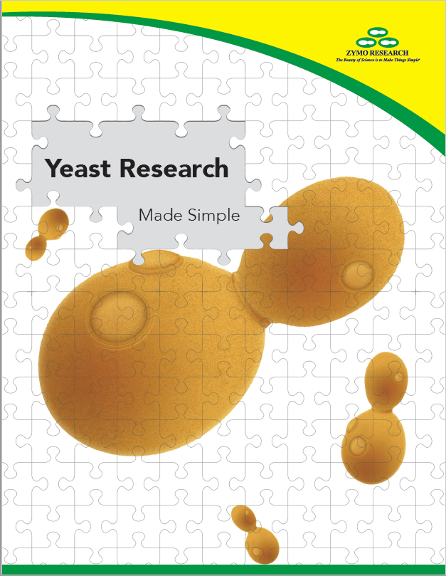A puzzle that has pictures of yeast