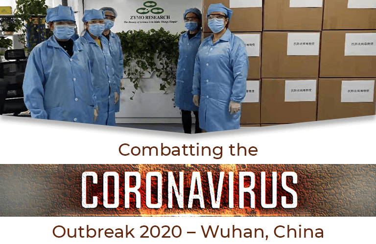 homepage carousel banner for helping with the coronavirus