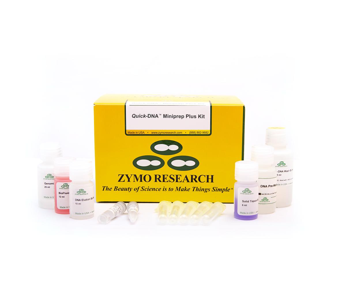 Quick-DNA Kits