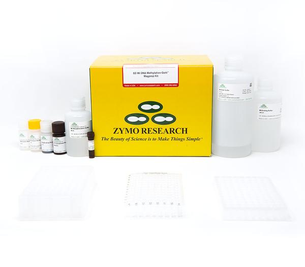 ez dna methylation gold magrep kit