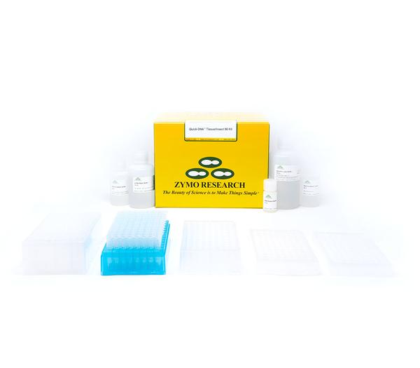 quick dna tissue insect kit