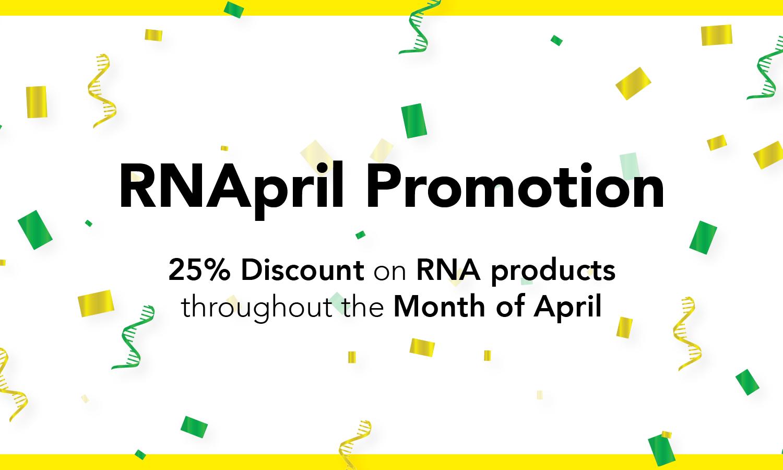 RNapril promotion
