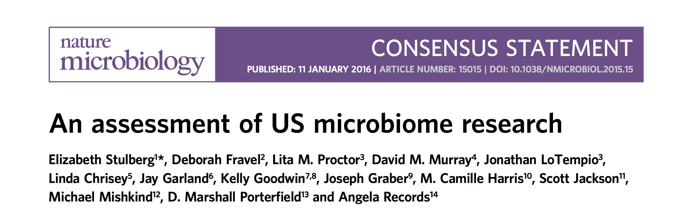 eclp nature microbiology