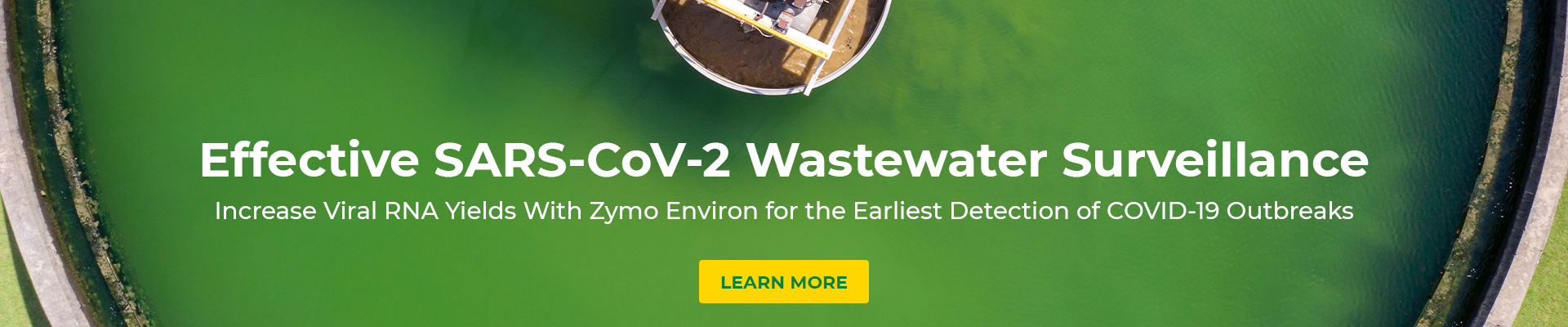 home page carousel banner for Zymo Environ Water RNA Kit