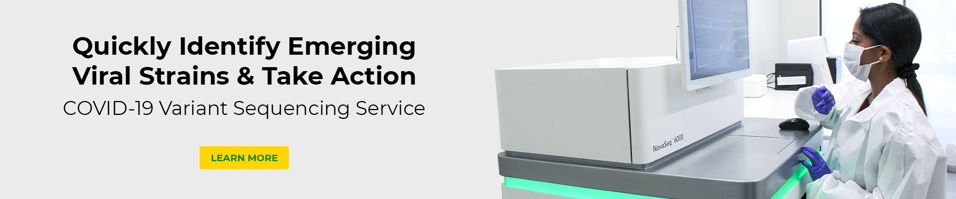 COVIDSeq automation support