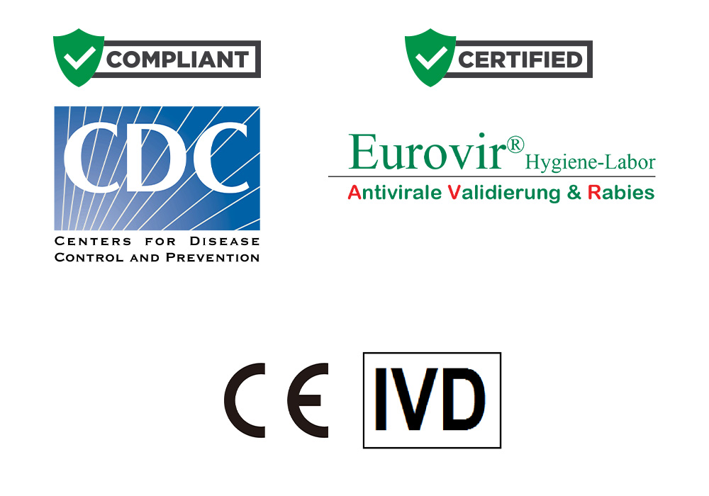 Image showing certifications