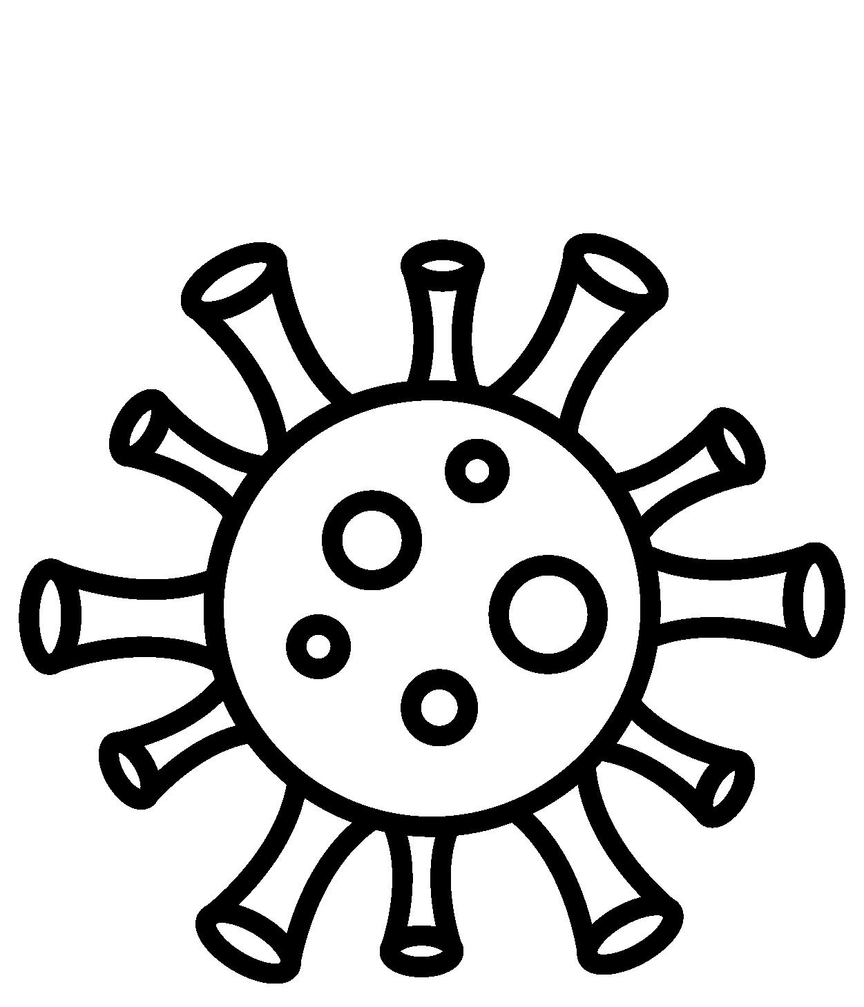 Amient Temperature Icon for Virus & Microbe Samples