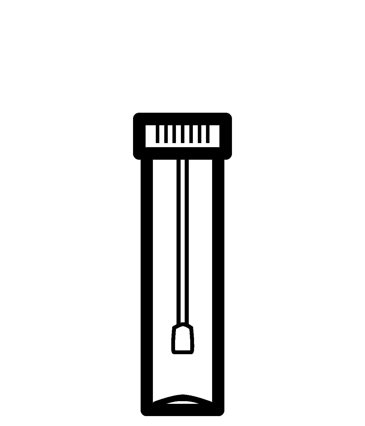 Amient Temperature Icon for Feces