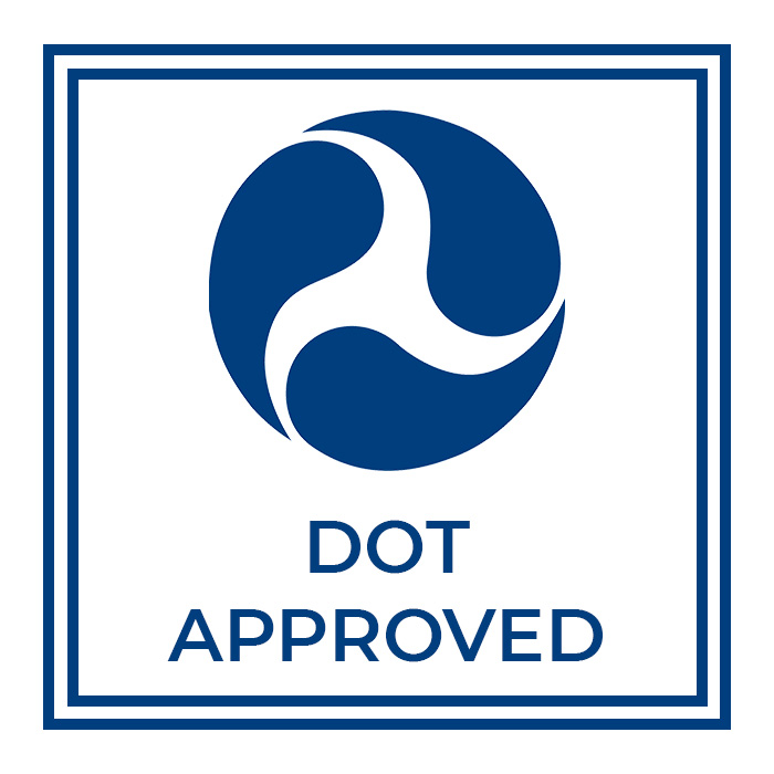 the dot approved logo