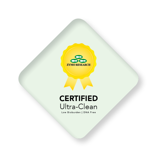 Certification Of Ultra-Clean Certified