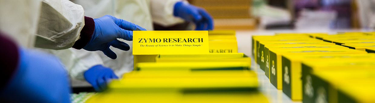 Zymo Research Ordering