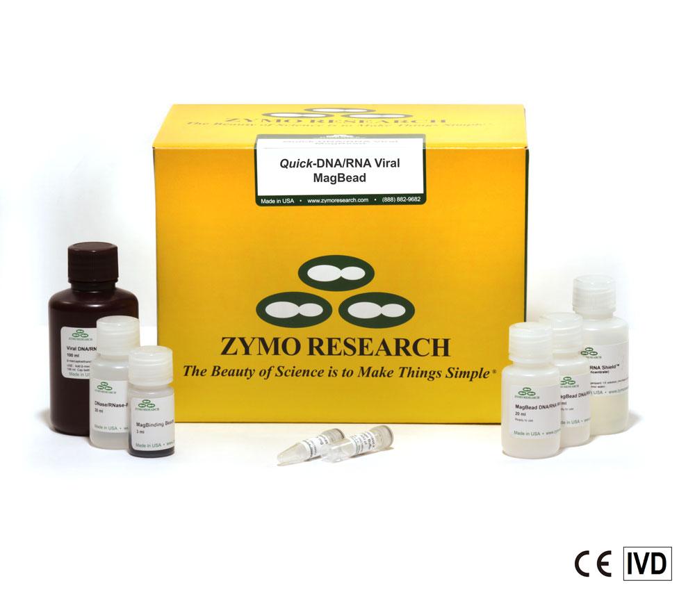 Quick-DNA/RNA Viral MagBead Kit Product Photo